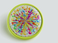 - Plastic Furniture knob 10 823 | Furniture knob - Citterio Giulio