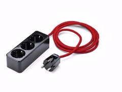 - Presa elettrica mobile a 3 moduli 100323 - THPG