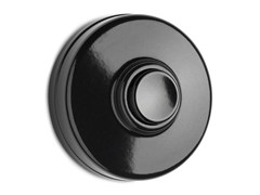 - Bakelite doorbell button 100880 | Bakelite doorbell, black - THPG