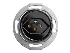 Presa elettrica singola in bachelite100940 - THPG