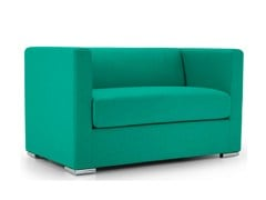 - 2 seater fabric sofa 102 | Sofa - Domingo Salotti