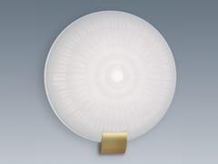 - Applique a luce diretta in vetro 1051 | Applique - Jean Perzel