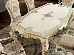 - Lacquered rectangular table 11111 | Table - Modenese Gastone group