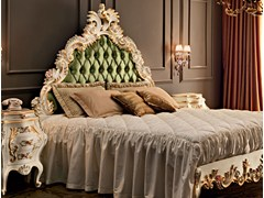 - Double bed with upholstered headboard 11207 | Double bed - Modenese Gastone group