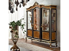 - Solid wood display cabinet 12115 | Display cabinet - Modenese Gastone group