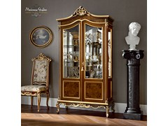 - Solid wood display cabinet 12116 | Display cabinet - Modenese Gastone group
