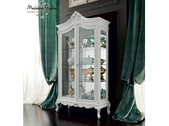 - Solid wood display cabinet 12122 | Display cabinet - Modenese Gastone group