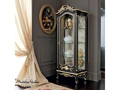 - Baroque wooden display cabinet 12131 | Display cabinet - Modenese Gastone group