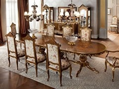 - Solid wood dining table 12137 | Table - Modenese Gastone group