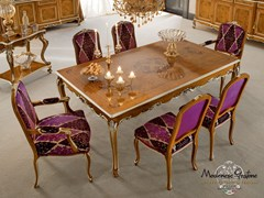 - Solid wood dining table 12139 | Table - Modenese Gastone group