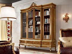 - Solid wood bookcase with drawers 12301 | Bookcase - Modenese Gastone group