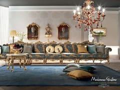- 7 seater fabric sofa 12402   7 seater sofa - Modenese Gastone group