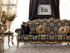 - 4 seater fabric sofa 12414 | Sofa - Modenese Gastone group