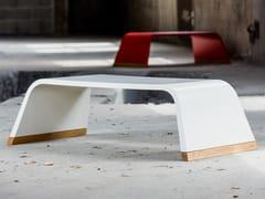 Tavolino rettangolare in legno126.RO - CHRISTOPH ZANG