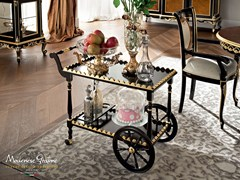 - Solid wood food trolley 12660 | Trolley - Modenese Gastone group