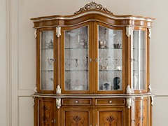 - Highboard with doors with drawers 13102 | Highboard - Modenese Gastone group