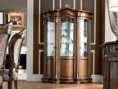 - Wooden display cabinet 13115 | Display cabinet - Modenese Gastone group