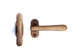 - Bronze door handle PHTL