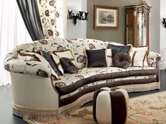 - 4 seater fabric sofa 13401 | Sofa - Modenese Gastone group