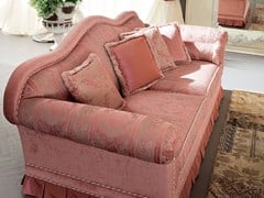 - 2 seater fabric sofa 13407 | Sofa - Modenese Gastone group