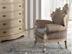 - Upholstered kids armchair with armrests 13435 | Armchair - Modenese Gastone group