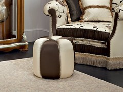 - Upholstered fabric pouf 13527 | Pouf - Modenese Gastone group