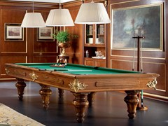 - Rectangular wooden pool table 13601 | Pool table - Modenese Gastone group