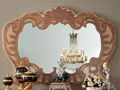 - Wall-mounted framed mirror 13670 | Mirror - Modenese Gastone group