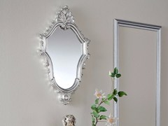 - Wall-mounted framed mirror 13687 | Mirror - Modenese Gastone group