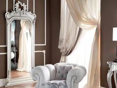 - Freestanding rectangular framed mirror 13689 | Mirror - Modenese Gastone group