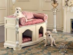 - Wooden dogbasket 13695 | Dogbasket - Modenese Gastone group