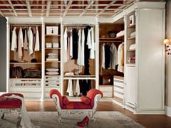 - Walk-in wardrobe 13909 | Walk-in wardrobe - Modenese Gastone group