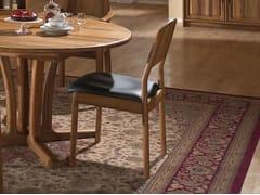 - Open back wooden chair 1598 | Chair - Dyrlund