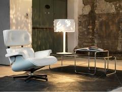 - Upholstered leather armchair 1717/1716 | Leather armchair - Domingo Salotti