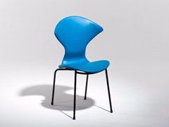 - Upholstered leather chair 18   Leather chair - Burov