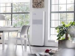 Climatizzatore senza unità esterna monoblocco a pompa di calore2.0 Vert 12 HP DC Inverter - INNOVA