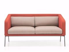 - 2 seater sofa METRO 15 | 2 seater sofa - Emmegi