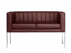 - Upholstered 2 seater sofa YOU3 | 2 seater sofa - Luxy