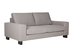 - Upholstered 2 seater fabric sofa QUATTRO | 2 seater sofa - SITS