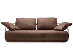 - Leather sofa 2002 | Sofa - THONET