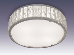 - Direct light glass ceiling light 2058 A | Ceiling light - Jean Perzel
