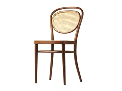 - Solid wood chair 215 R - THONET