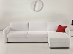 - Sofa bed with chaise longue 2200 SQUADROLETTO | Sofa bed with chaise longue - Vibieffe
