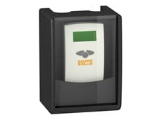 - Accessory for solar heating system 278 Digital regulator DeltaSol® C+ - CALEFFI