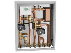 - Zone module and collector 2851 Energy management unit - CALEFFI