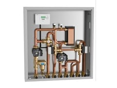 - Zone module and collector 2853 Energy management unit - CALEFFI