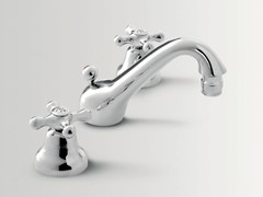 - 3 hole countertop bidet tap DOVER | 3 hole bidet tap - BATH&BATH