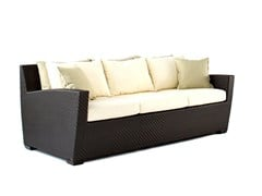 - 3 seater garden sofa ARLINGTON | 3 seater sofa - 7OCEANS DESIGNS