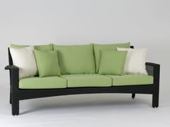 - 3 seater garden sofa CEDAR | 3 seater sofa - 7OCEANS DESIGNS
