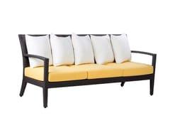 - 3 seater garden sofa HAVANA | 3 seater sofa - 7OCEANS DESIGNS